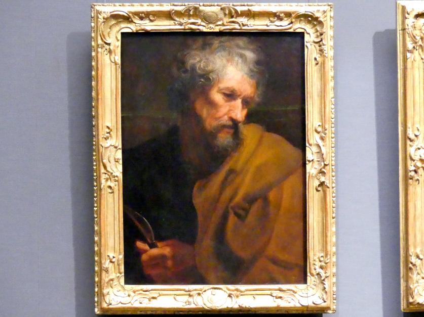 Anthonis (Anton) van Dyck: Der Apostel Bartholomäus, um 1618 - 1620