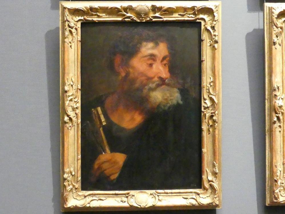 Anthonis (Anton) van Dyck: Der Apostel Petrus, Um 1618 - 1620