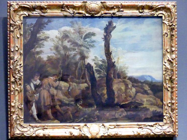 Domenico Fetti: Gleichnis von den Blinden, die Blinde führen, 1619 - 1621