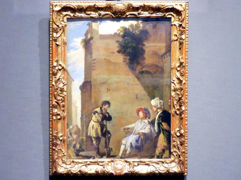 Domenico Fetti: Das Gleichnis von den Arbeitern im Weinberg, um 1618 - 1622