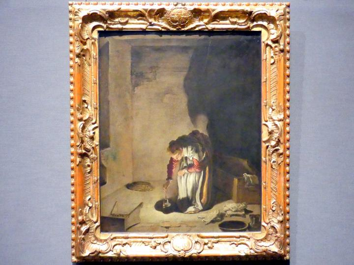 Domenico Fetti: Das Gleichnis vom verlorenen Groschen, Um 1618 - 1622