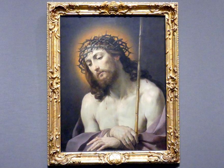 Guido Reni: Christus mit der Dornenkrone, 1636 - 1637