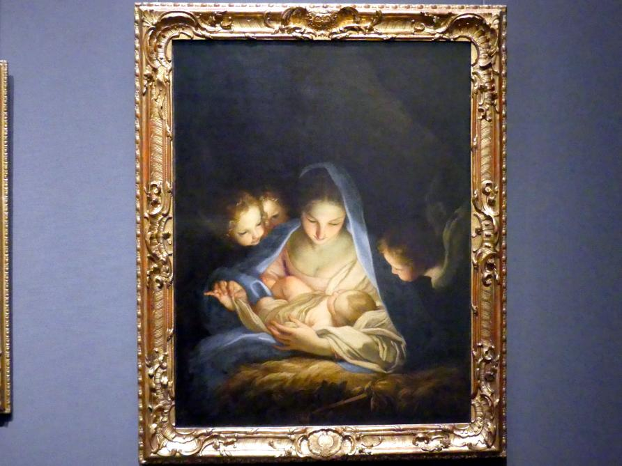 Carlo Maratta: Die Heilige Nacht, Undatiert