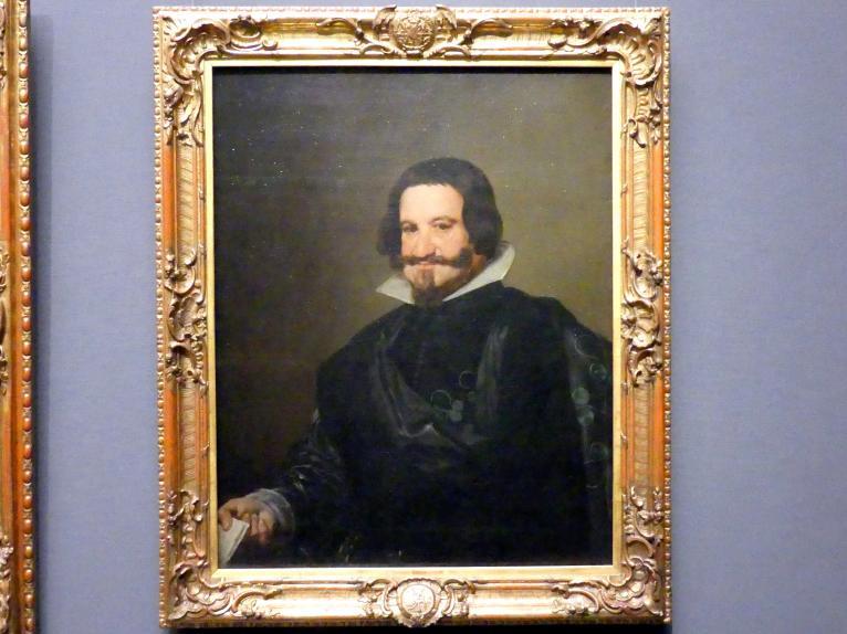 Diego Rodríguez de Silva y Velázquez: Gaspar de Guzmán, Conde Duque de Olivares, Herzog von San Lúcar, um 1635