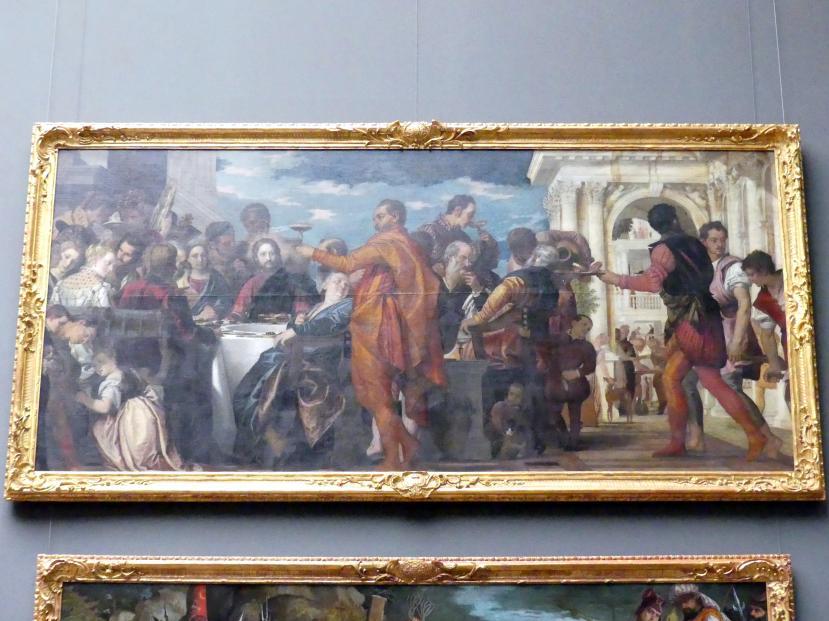Paolo Caliari (Veronese): Die Hochzeit zu Kana, um 1571