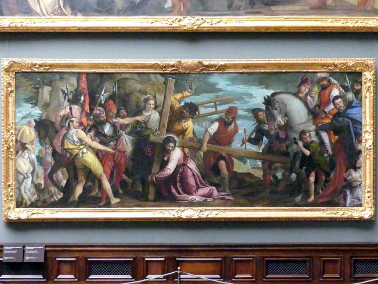 Paolo Caliari (Veronese): Die Kreuztragung, um 1571