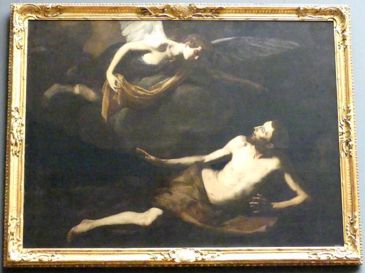 Jusepe de Ribera: Der heilige Franziskus auf den Dornen, Undatiert