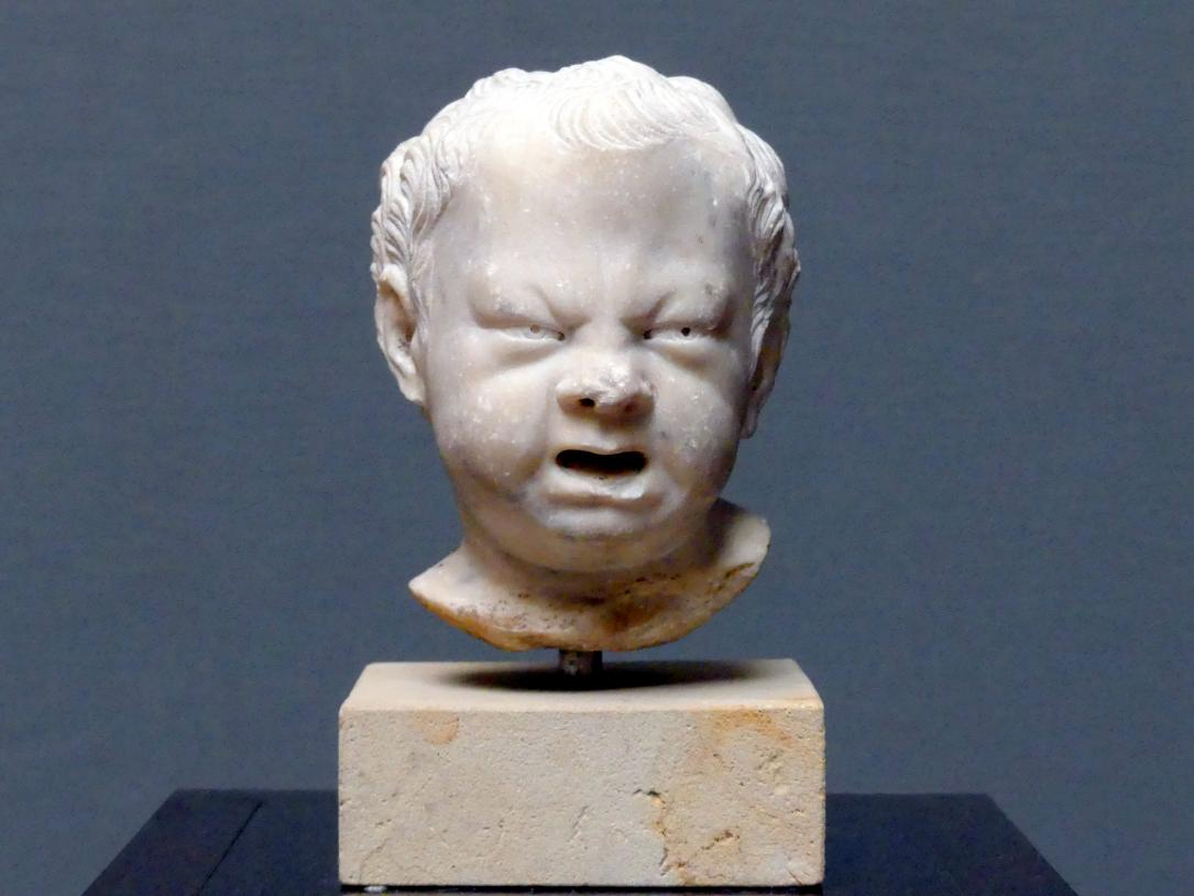 Hendrick de Keyser: Weinendes Kind, um 1615 - 1620