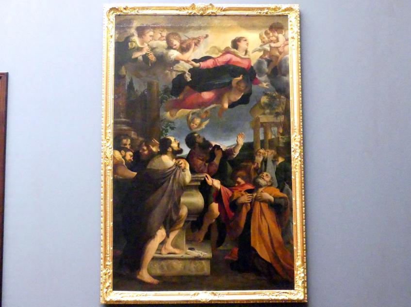 Annibale Carracci: Die Himmelfahrt Mariae, 1587