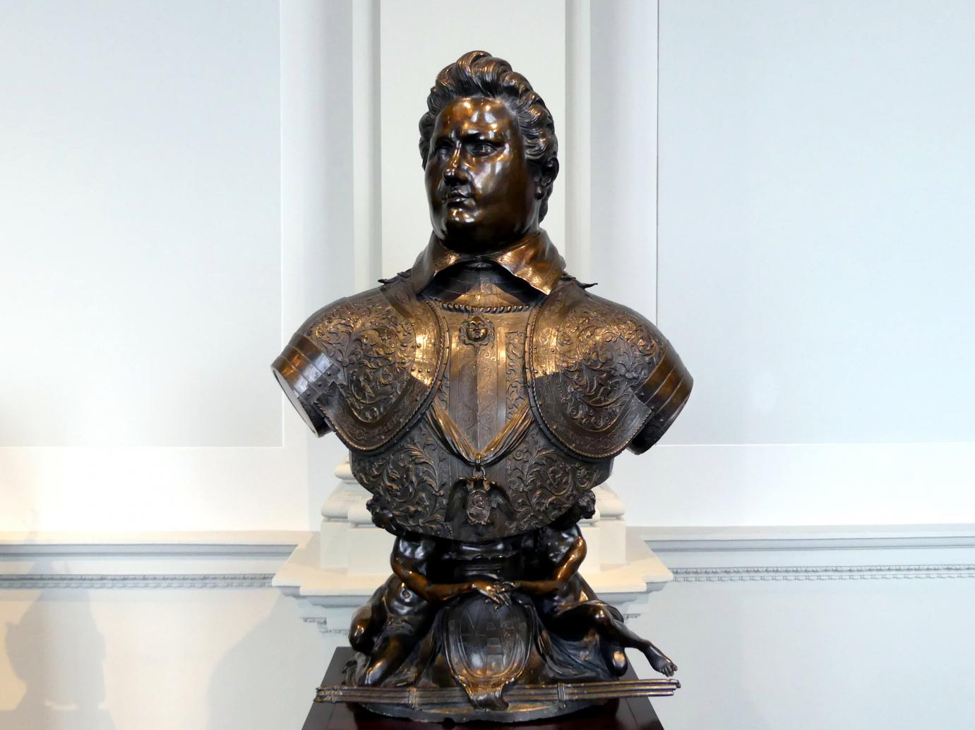 Adriaen de Vries: Christian II. Kurfürst von Sachsen, 1603