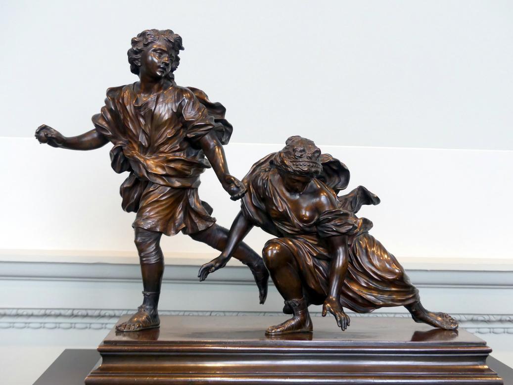 Giovanni Battista Foggini: Hippomenes und Atalante, um 1690
