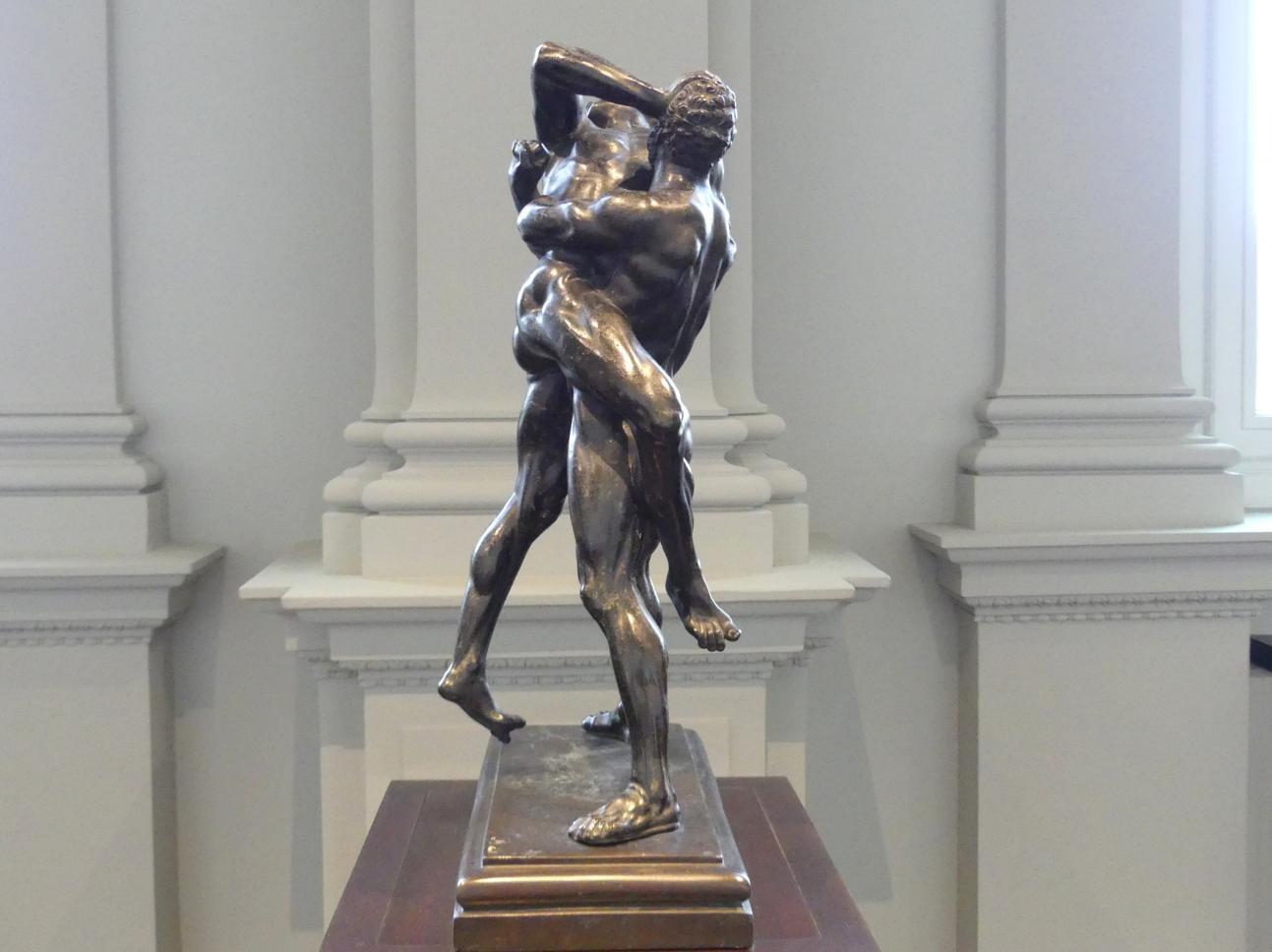 Stefano Maderno: Herkules und Antaeus, Nach 1622