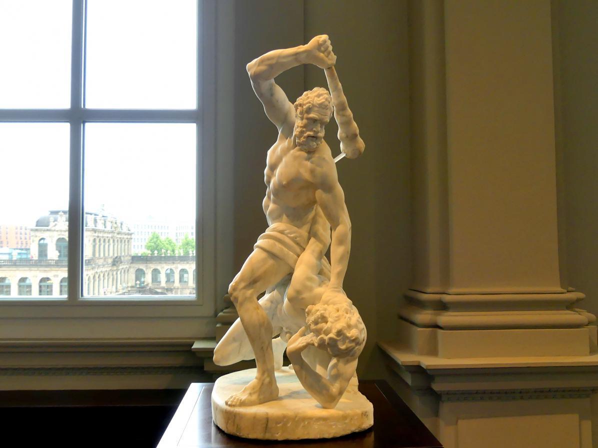 Francesco Baratta der Ältere: Herkules und Cacus, 1622