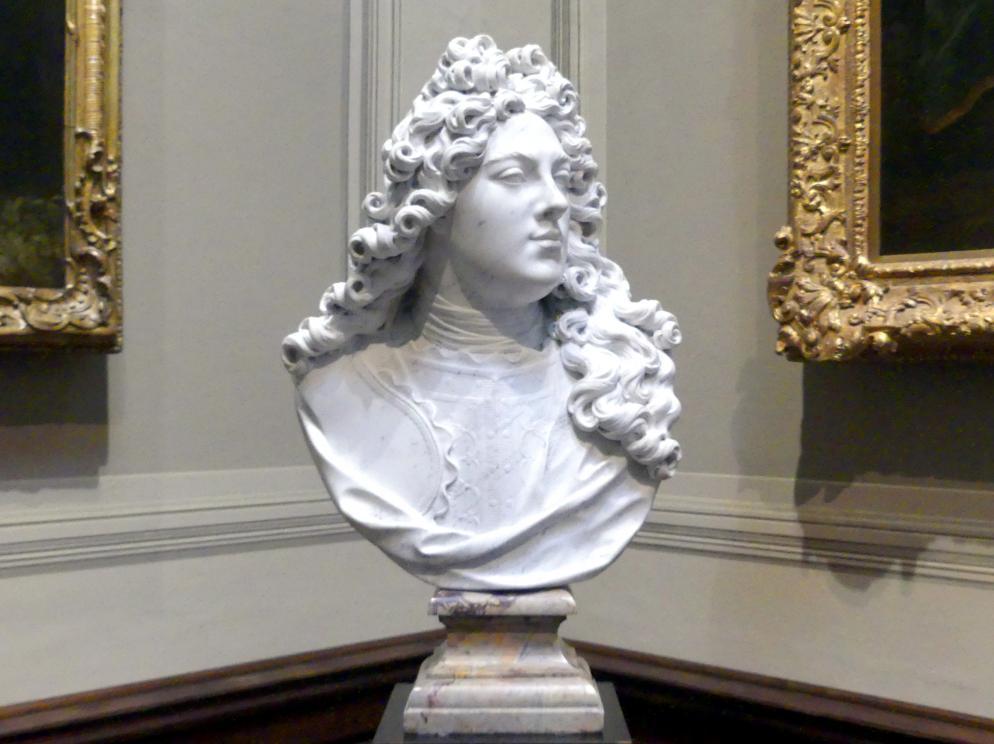 François Coudray: Friedrich August Kurprinz von Sachsen, 1715