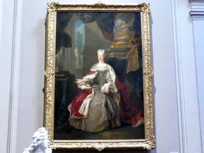 Louis de Silvestre: Kurprinzessin Maria Josepha von Sachsen (1699-1757), 1719