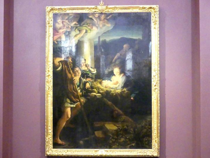 Antonio Allegri (Correggio): Die Heilige Nacht, 1522 - 1530