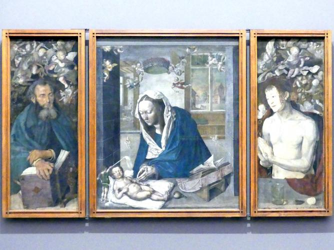 Albrecht Dürer: Dresdener Altar, Um 1496