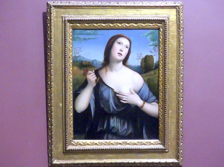 Francesco Francia (Raibolini): Lukrezia, um 1505 - 1506