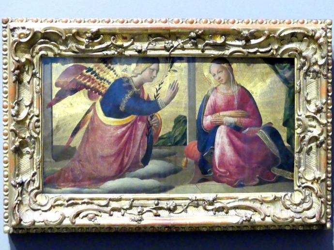 Fra Angelico: Die Verkündigung, um 1435