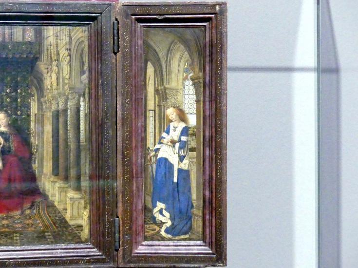 Jan van Eyck: Flügelaltar, 1437