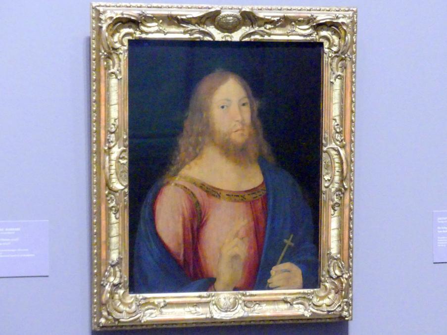 Jacopo de' Barbari: Der segnende Christus, um 1503