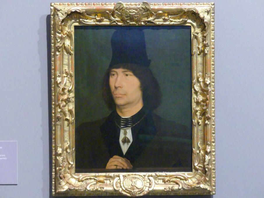 Anton von Burgund (1384-1415), 1495 - 1505