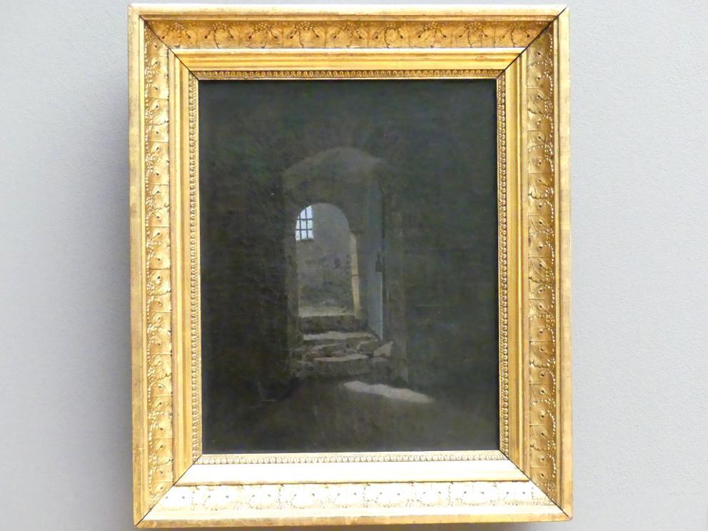 Caspar David Friedrich: Toreingang in Meißen, 1827