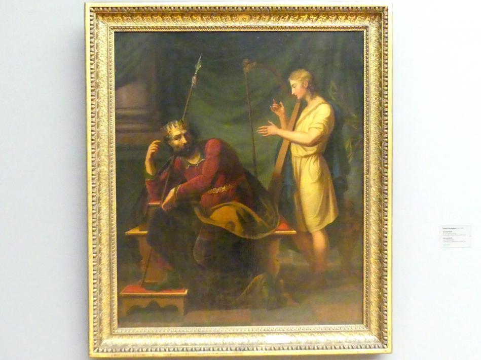 Gerhard von Kügelgen: Saul und David, 1807