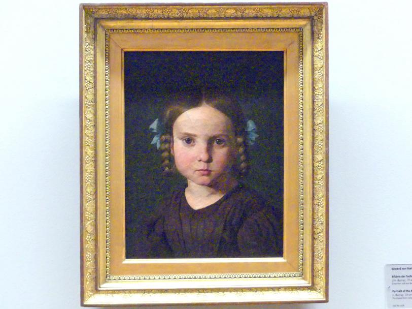 Edward von Steinle: Bildnis der Tochter des Künstlers, um 1840 - 1845