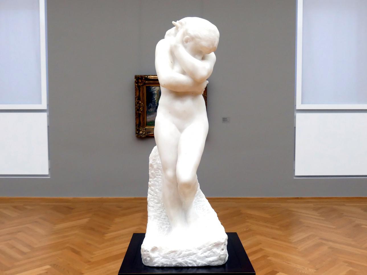 Auguste Rodin: Eva, um 1881