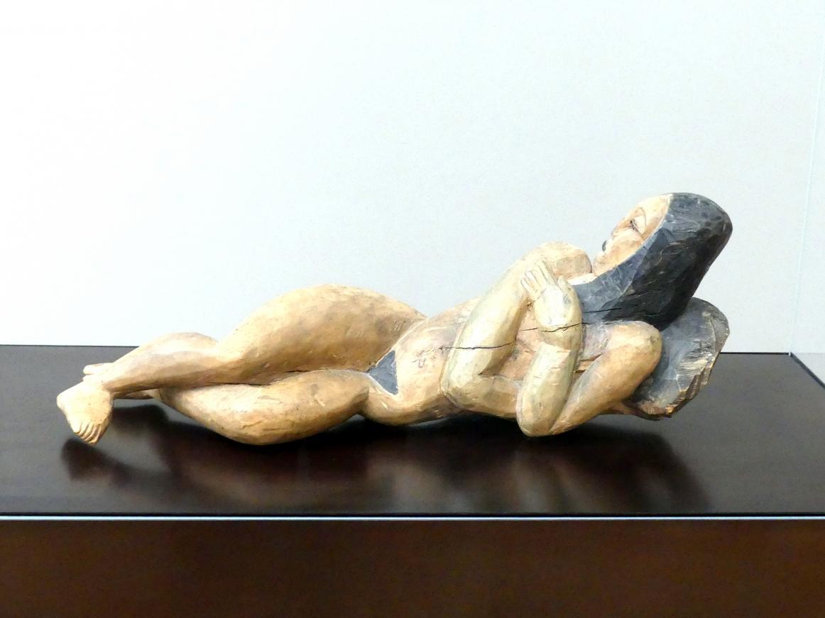 Ernst Ludwig Kirchner: Liegende, 1911 - 1912