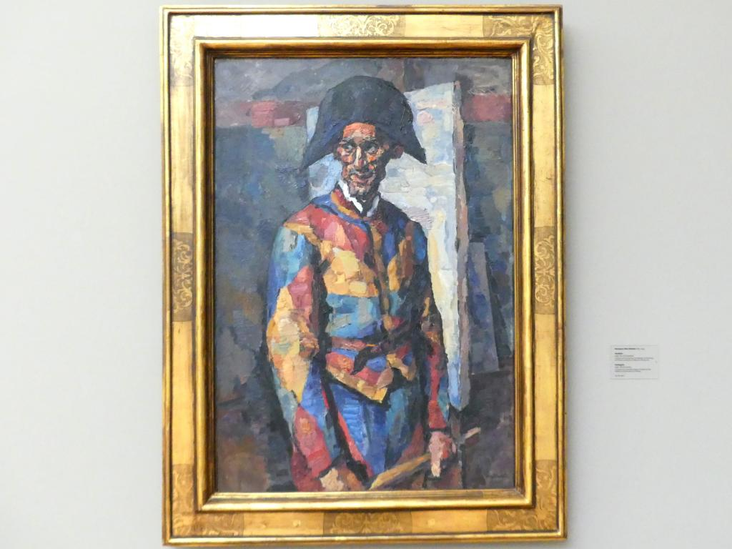 Otto Hettner: Harlekin, 1928