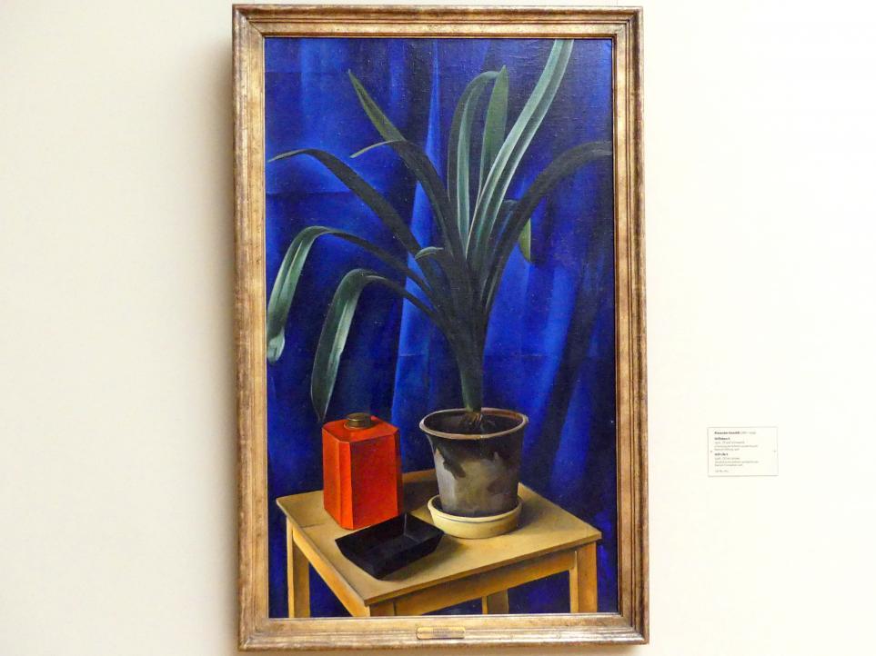 Alexander Kanoldt: Stillleben II, 1926