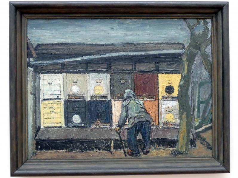 Theodor Rosenhauer: Der alte Bienenvater, 1958