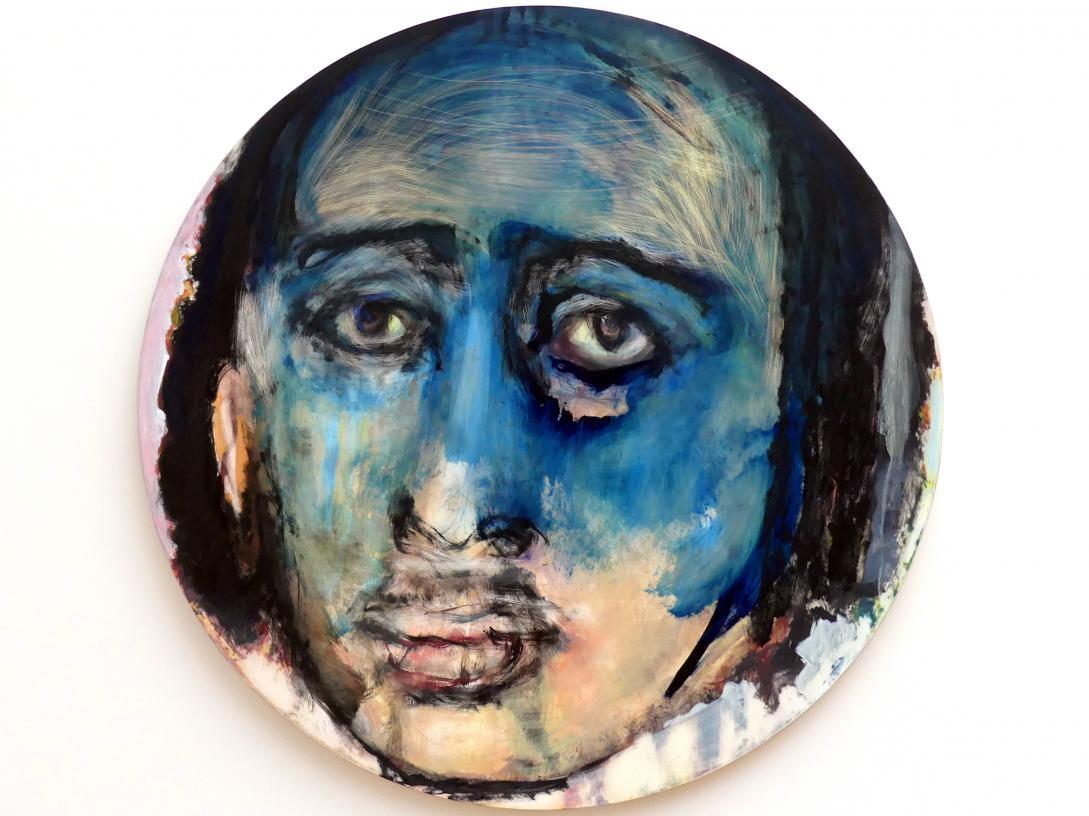 Marlene Dumas: Ecce Homo, 2015 - 2017, Bild 1/2