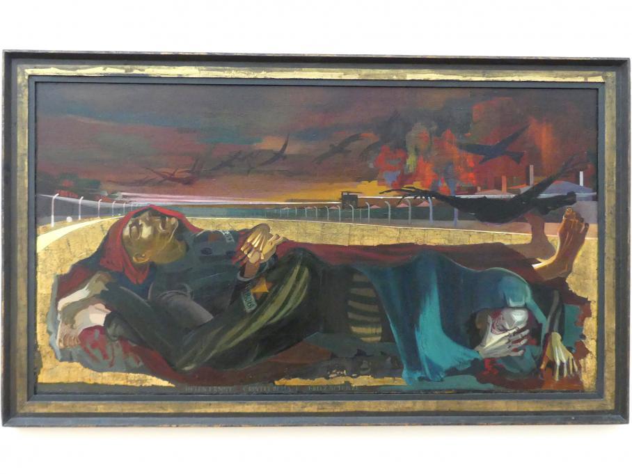 Hans Grundig: Den Opfern des Faschismus, Um 1947