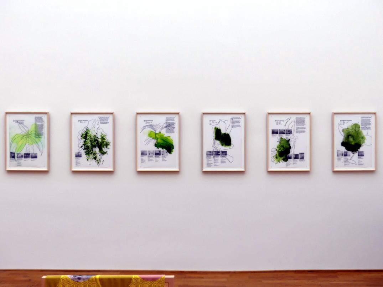 Céline Condorelli: Plant Studies (Serie/Series), 2018