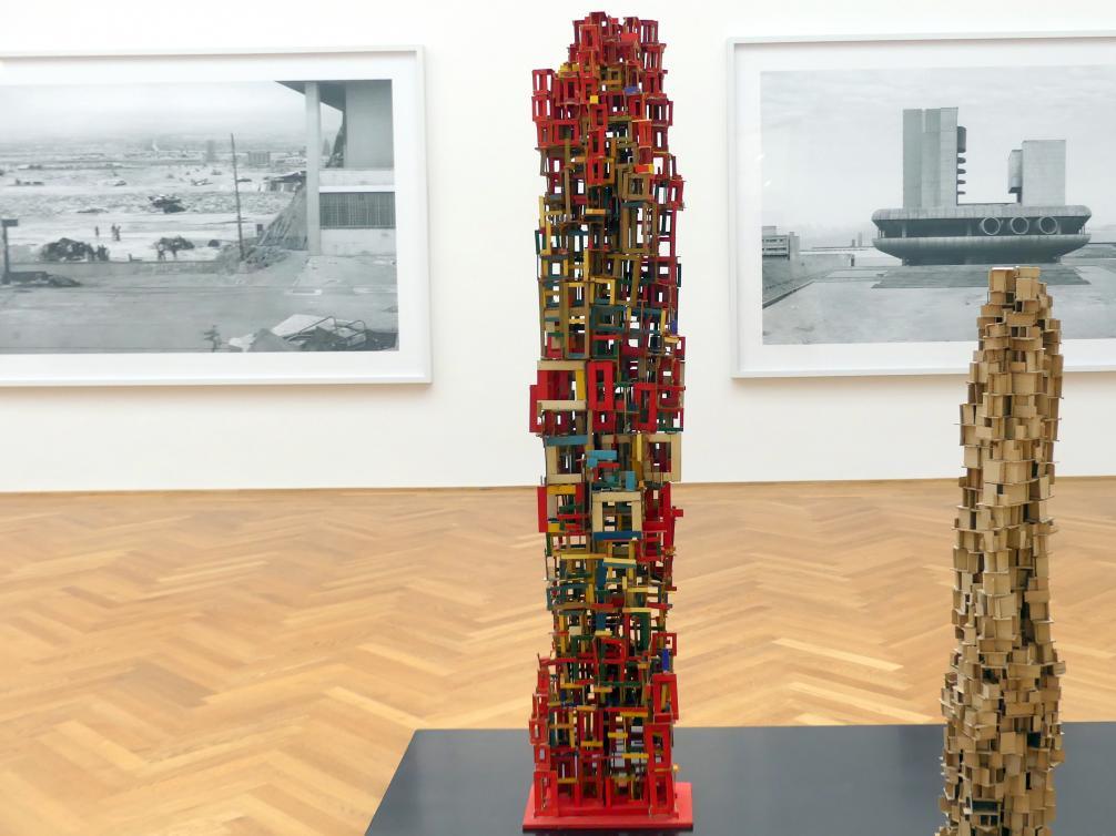 Günther Hornig: Skulptur Nr. 4, 1987