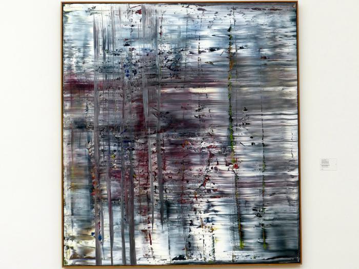 Gerhard Richter: Abstraktes Bild (722-3), 1990