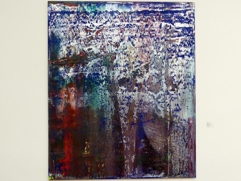 Gerhard Richter: Fels (694), 1989