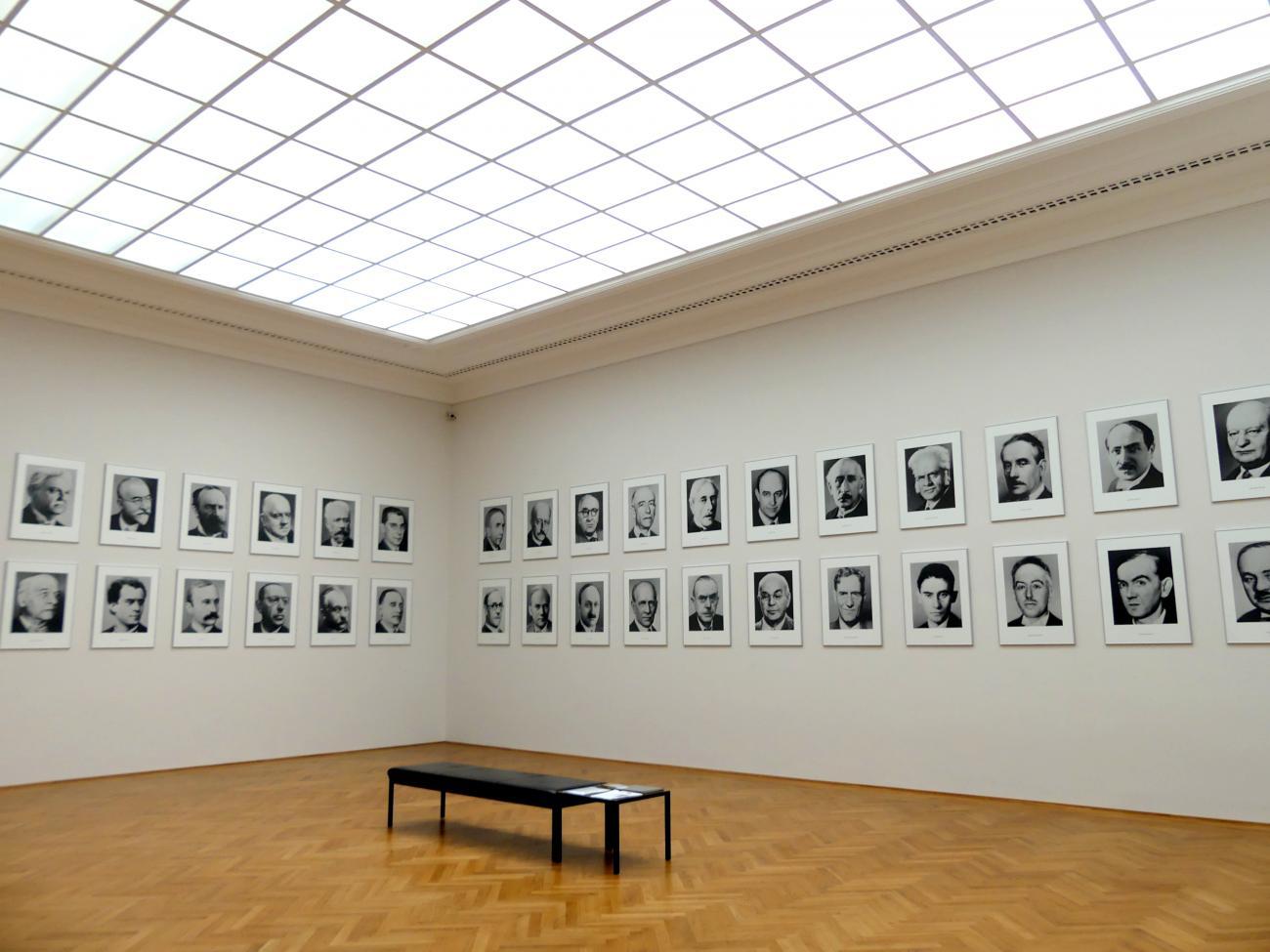 Gerhard Richter: 48 Porträits (324a), 1972