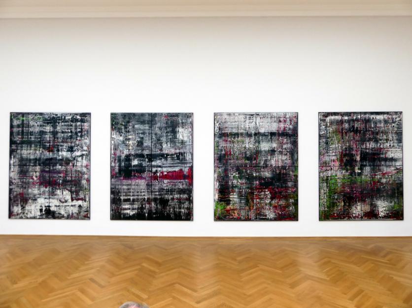Gerhard Richter: BIRKENAU (937a/1-4), 2014 - 2015