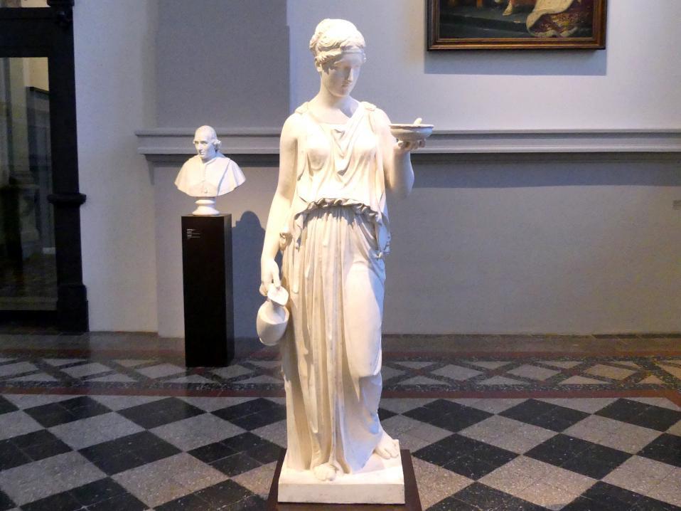 Bertel Thorvaldsen: Hebe, 1816