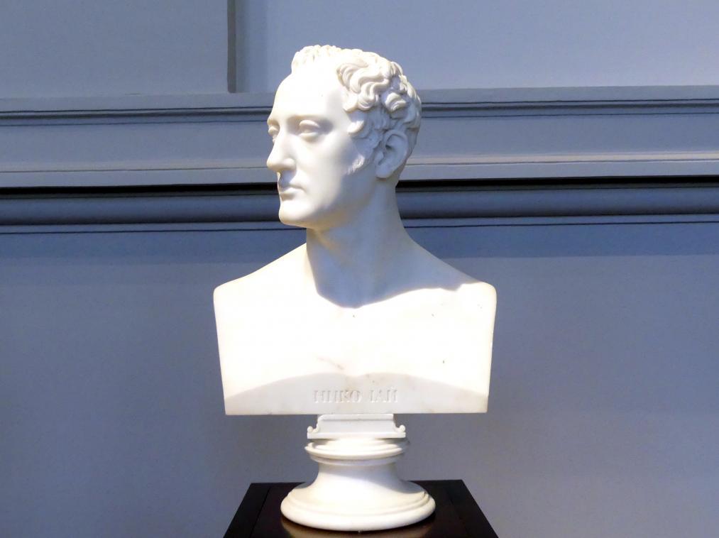 Christian Daniel Rauch: Nikolaus I. Pawlowitsch Zar von Russland, 1832