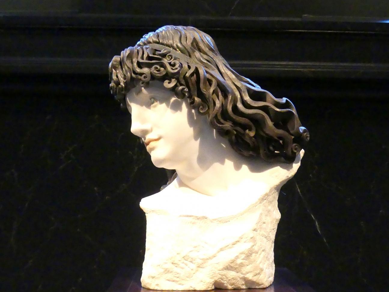 Richard König: Büste einer Muse, 1901