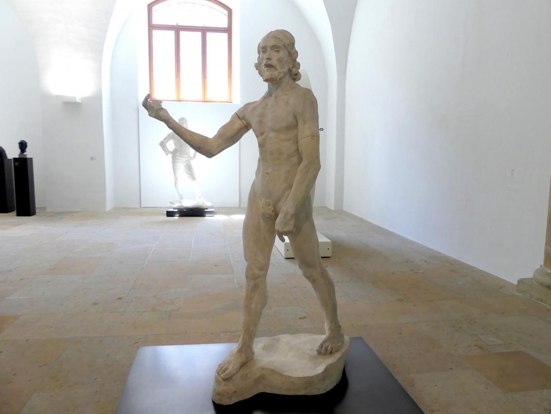 Auguste Rodin: Johannes der Täufer, 1877 - 1880