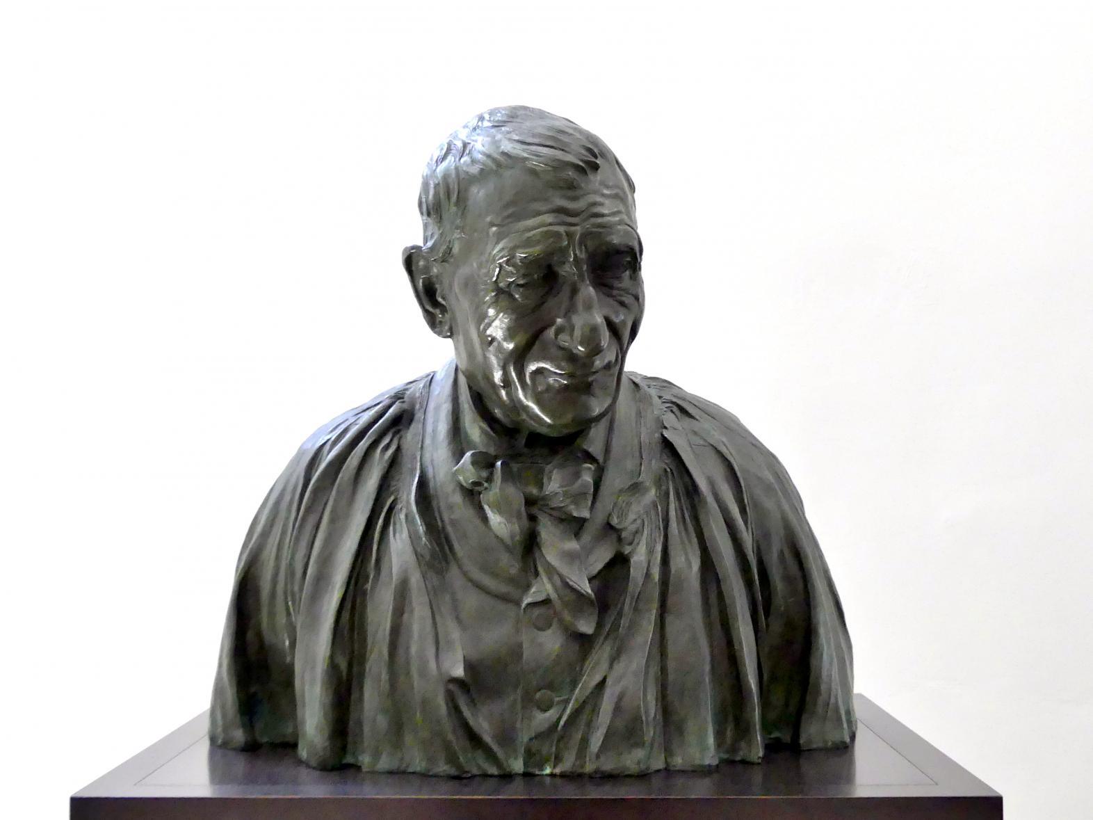 Aimé-Jules Dalou: Der Pferdehändler, um 1890