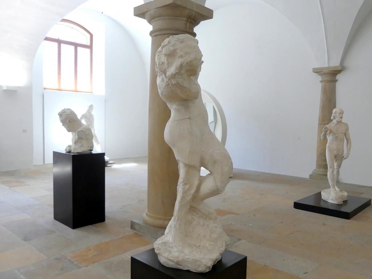 Auguste Rodin: Die Innere Stimme (Meditation), 1886