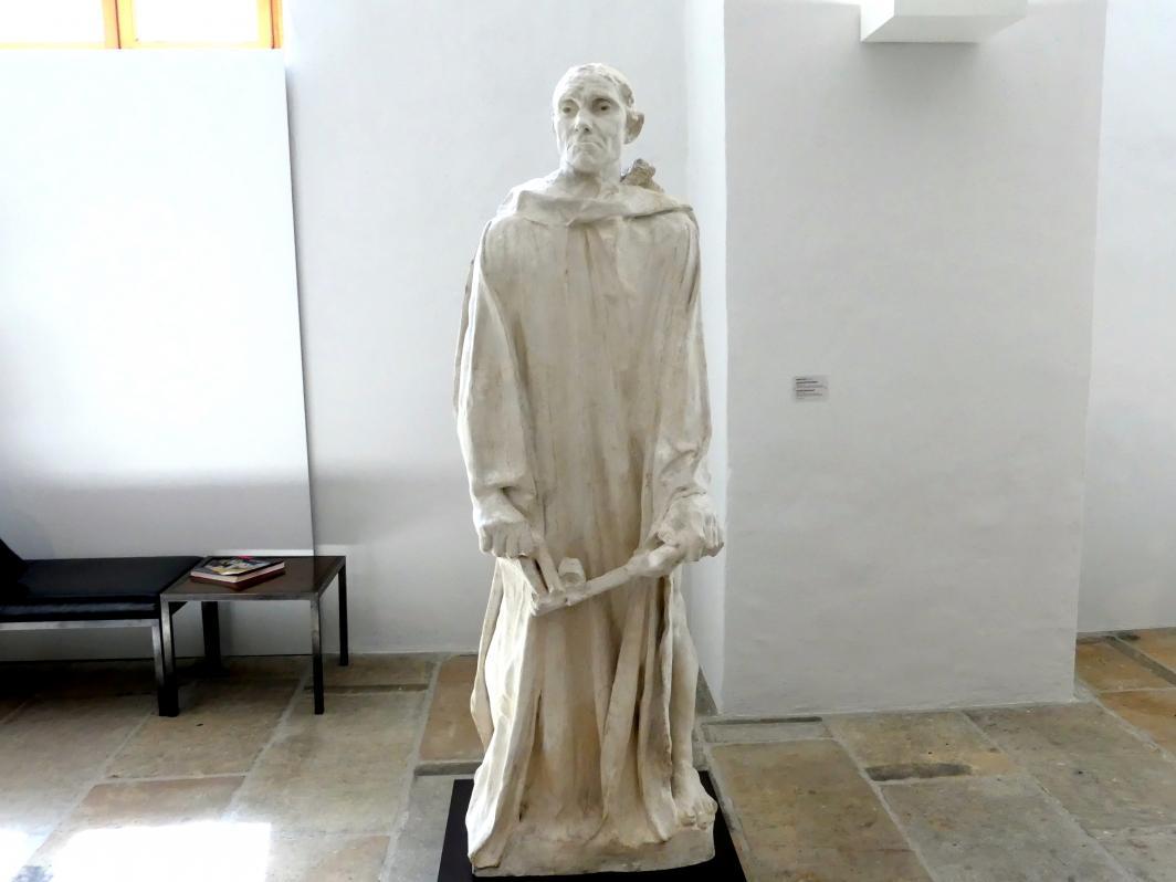 Auguste Rodin: Jean D'Aire (Der Schlüsselträger), 1886 - 1887