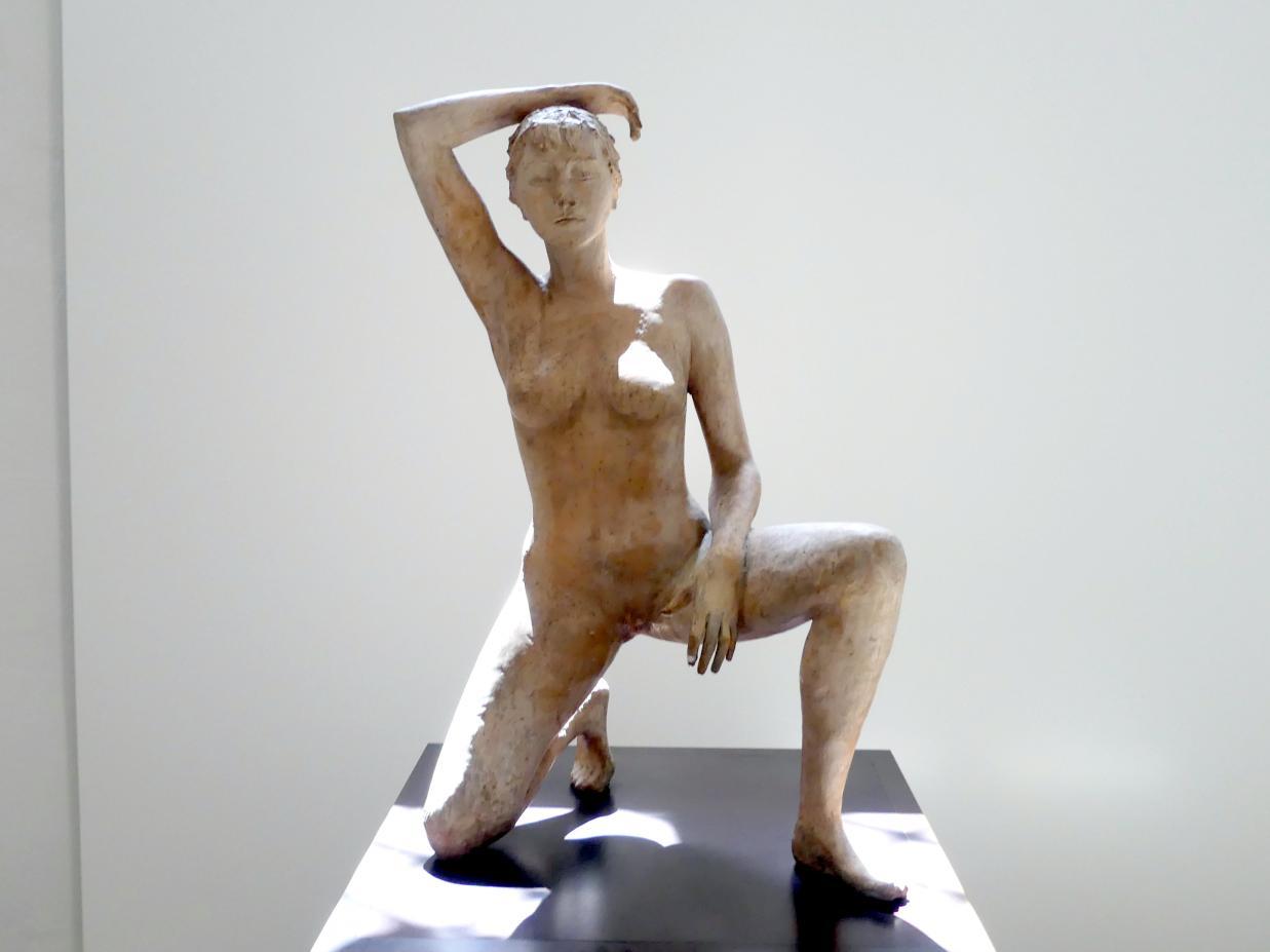 Ernesto de Fiori: Kniende, 1922